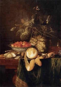 Still-life with Peeled Lemon