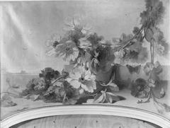 Supraporte bloemen