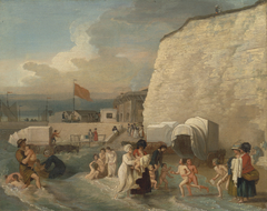 The Bathing Place at Ramsgate