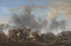The Battle of Nordlingen