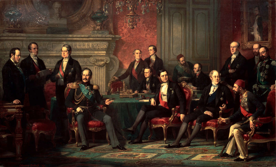 The Congress of Paris