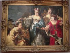 The Crowning of Mirtillo