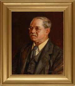 The Custodian (The late M Pritchard)