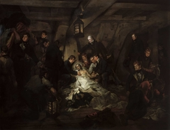 The Death of Nelson, 21 October 1805