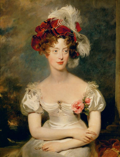The Duchess of Berry