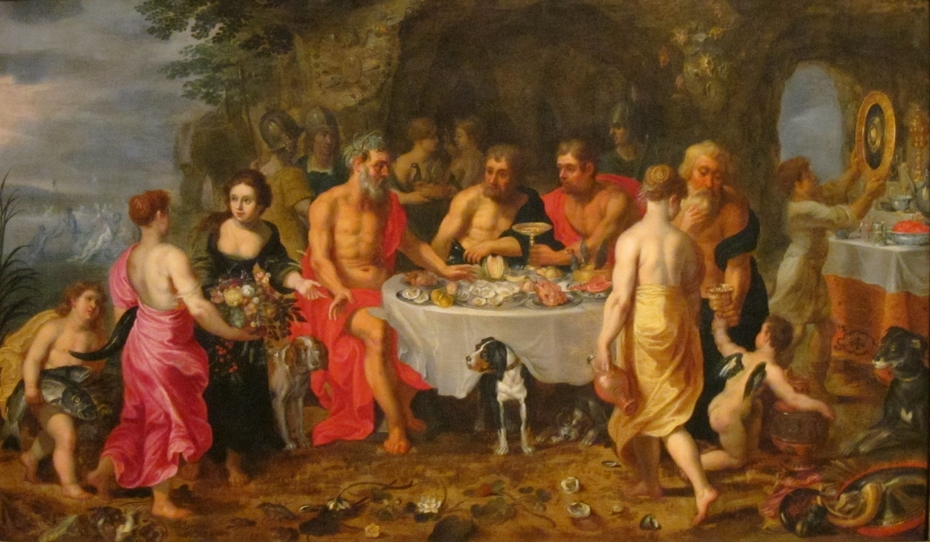 The Feast of Achelous