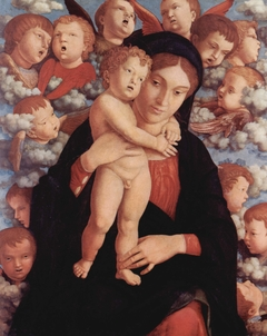 The Madonna of the Cherubim