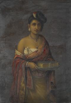 The Maharani of Travancore