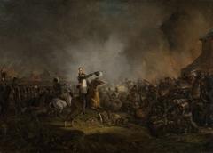 The Prince of Orange at Quatre Bras, 16 June 1815