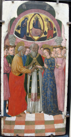 The Wedding of the Virgin