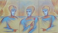Τρίπτυχο, triptych