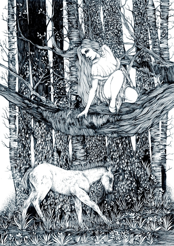 Unicorn Tale