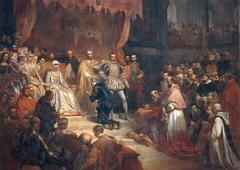 Abdication of Emperor Charles V