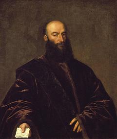 Portrait of Giacomo Dolfin
