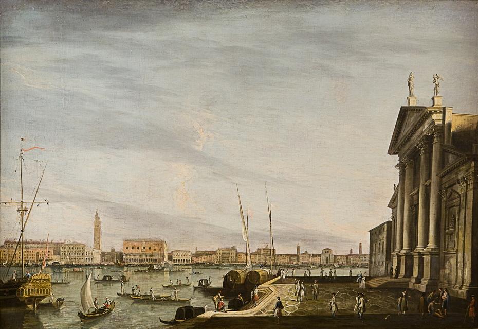 Venice, View of San Giorgio Maggiore