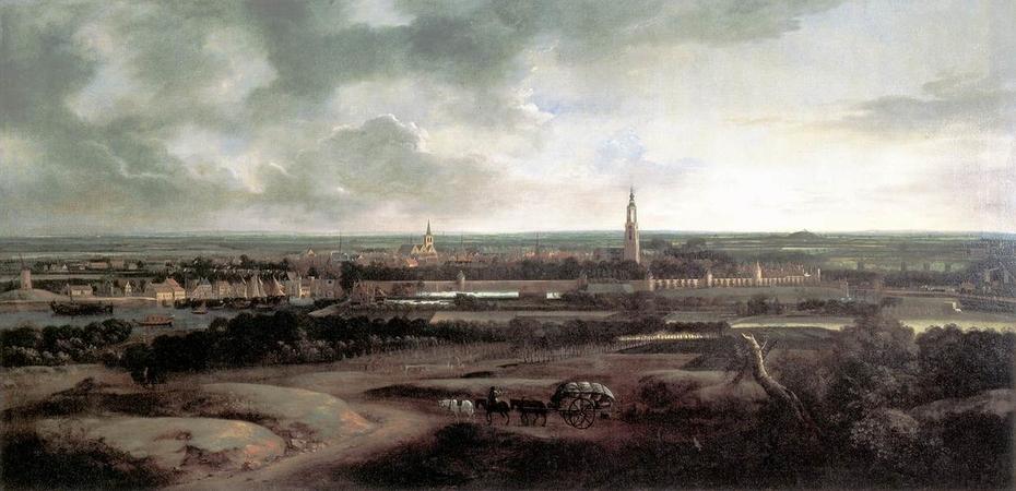 View of Amersfoort