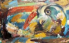 Wild birds Painting