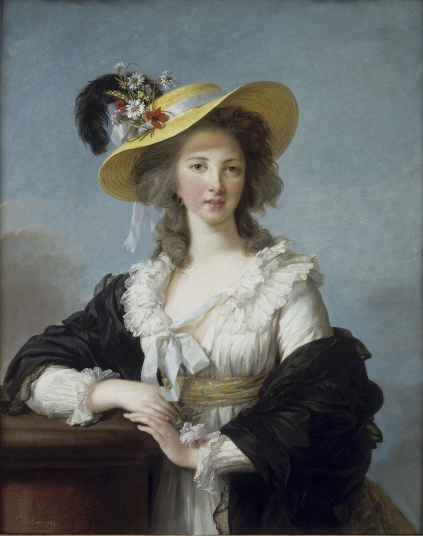 Yolande-Martine-Gabrielle de Polastron, Duchess de Polignac