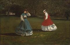 A Game ofCroquet