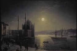 A Moonlit Night on the Bosphorus