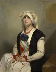 A Sicilian Woman