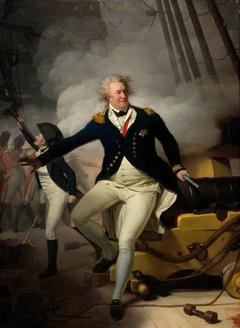 Adam Duncan, 1st Viscount Duncan of Camperdown, 1731 - 1804. Admiral