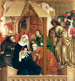Adoration of the Kings (Wurzach altarpiece)
