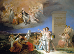 Allegory of the Virtues of the Prince Regent D. João
