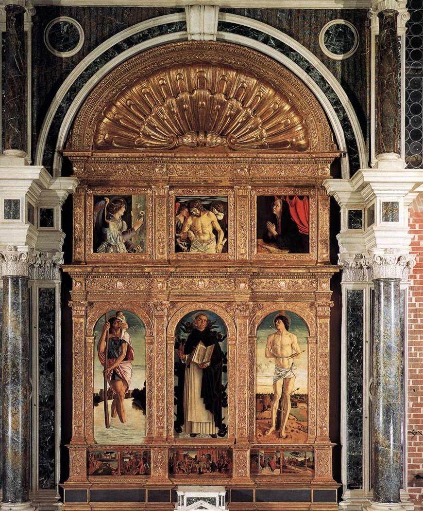 Altarpiece of St. Vincent Ferrer