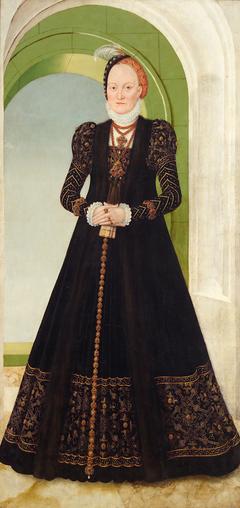 Anna of Denmark, Duchess of Saxony
