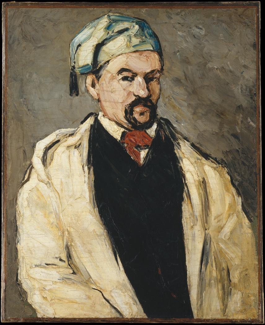 Antoine Dominique Sauveur Aubert (born 1817), the Artist's Uncle