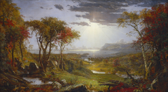 Autumn - On the Hudson River