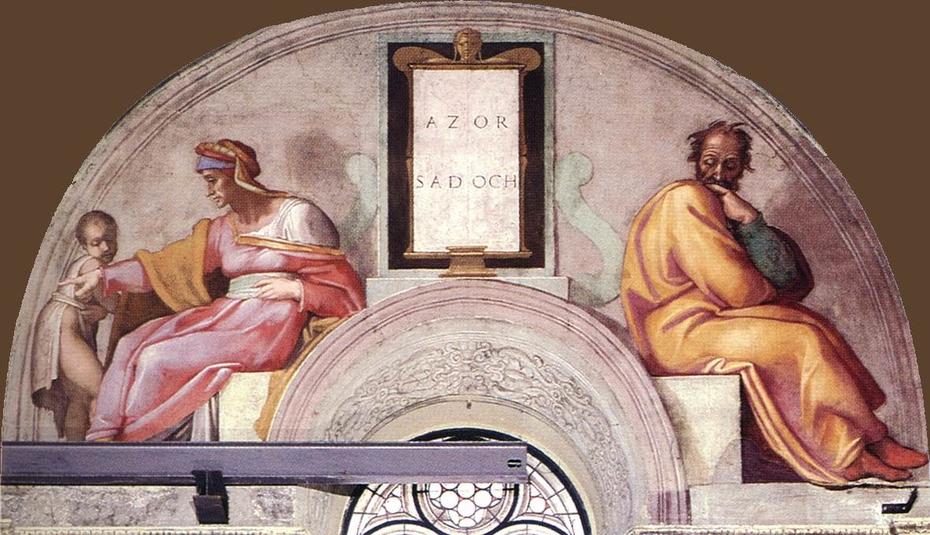 Azor and Zadok