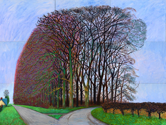 Bigger Trees Nearer Warter, Winter
