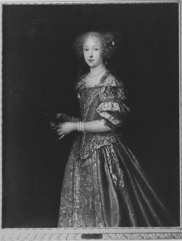 Bildnis einer jungen Dame (zugeschrieben)