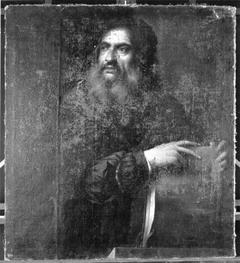 Bildnis eines alten Mannes (Philosophen) (Werkstatt)