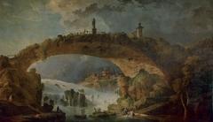 Bridge over a Torrent