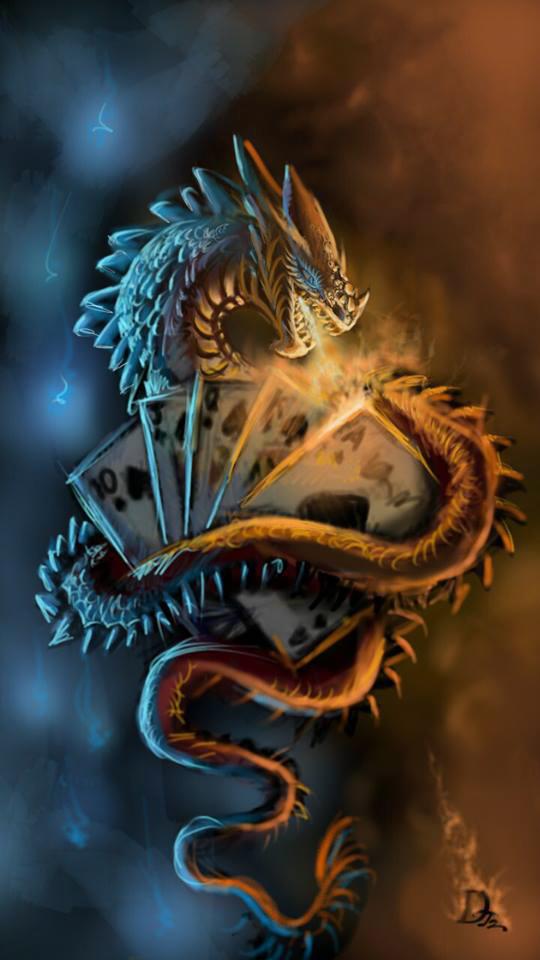 Burning Cards