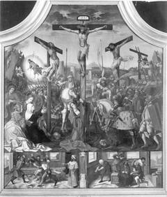 Christus am Kreuz (Umkreis)