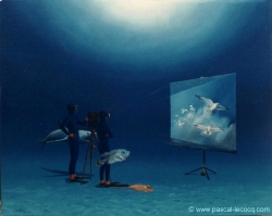 CINEMA POISSON - Stars of the moving screen - by Pascal