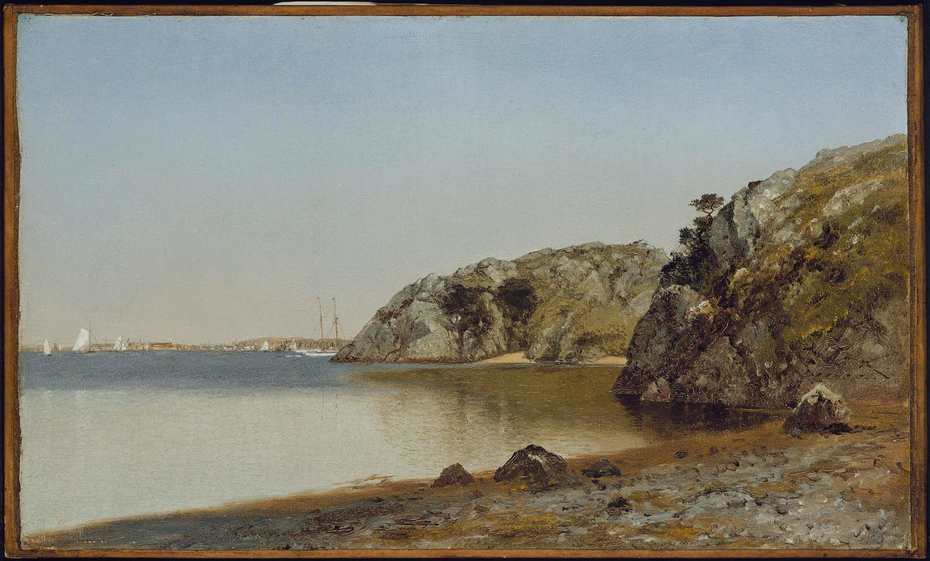 Cliffs at Newport, Rhode Island