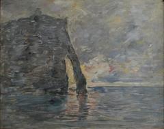 Cliffs in Étretat