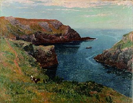 Coast of Groix