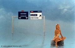 CUL DE SAC - Dead end - by Pascal