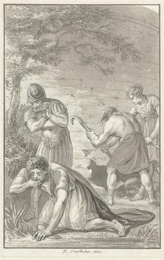 De vernedering van Nero