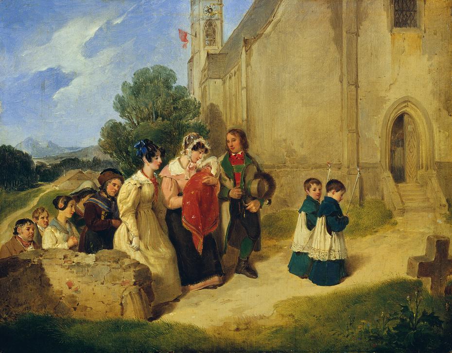 Der Taufgang