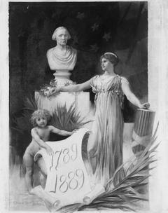 Design for the Washington Centennial Celebration, Souvenir