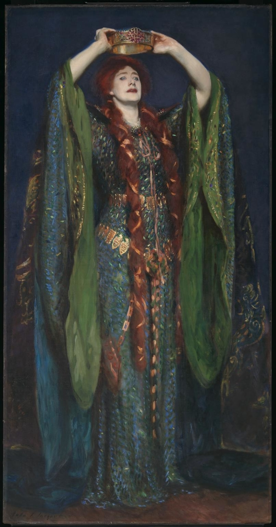 Ellen Terry as Lady Macbeth