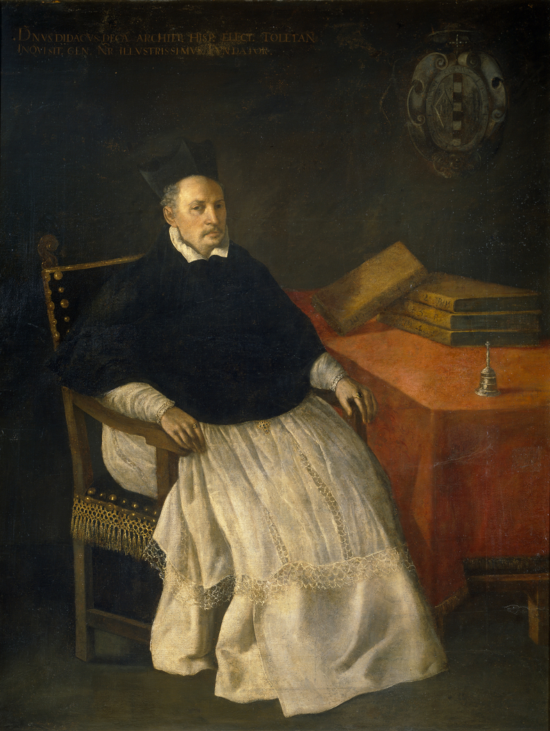 Fray Diego de Deza y Tavera arzobispo de Sevilla