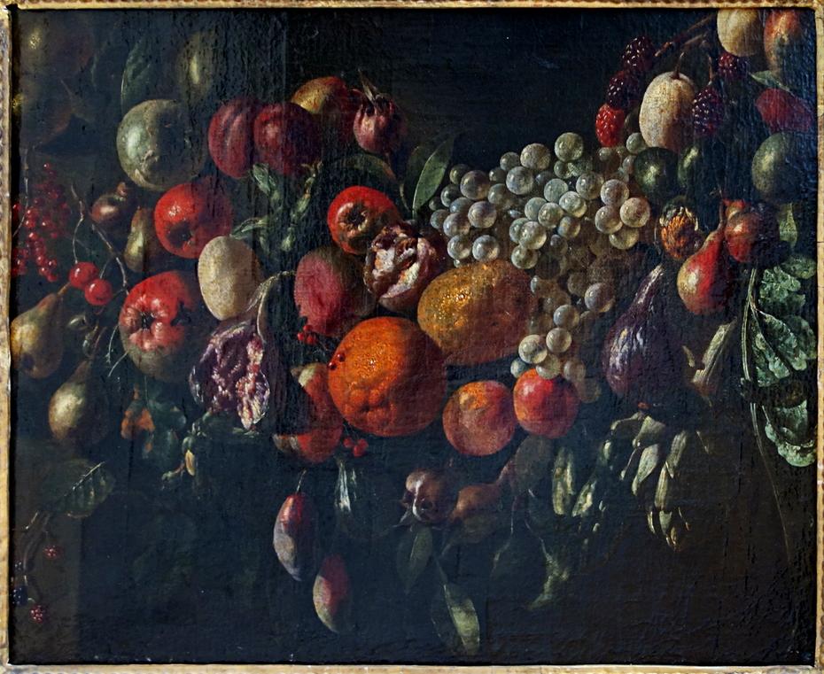 Guirlande de fruits